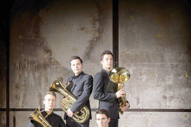Un quatuor fait d'amitié et d'amour de la musique
