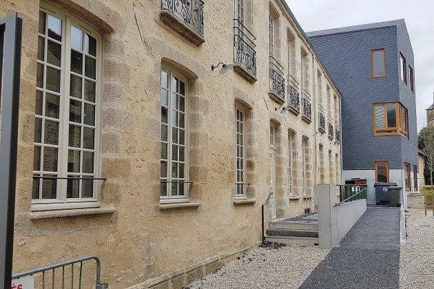La nouvelle Maison des solidarités est ouverte près de la Halle au Blé