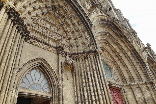 Le rouge de la cathédrale à l'honneur sur TF1 dans Grands reportages