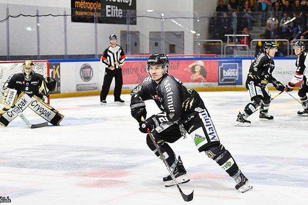 Hockey sur glace : les Dragons à l'assaut de Mulhouse et de Briançon