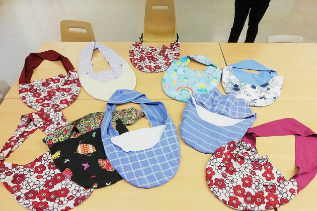 Des sacs en tissu pour aider les animaux rescapés d'Australie