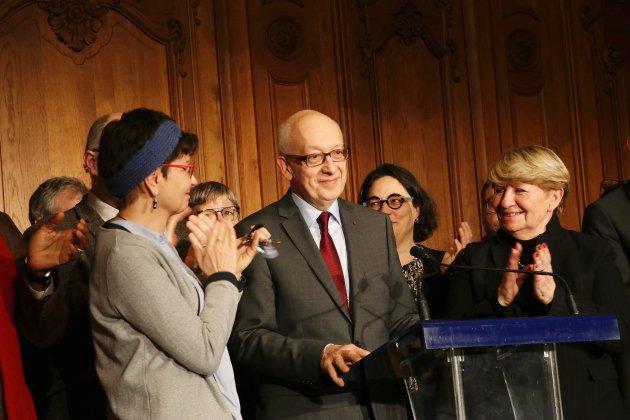 Vive émotion pour les derniers vœux d'Yvon Robert en tant que maire