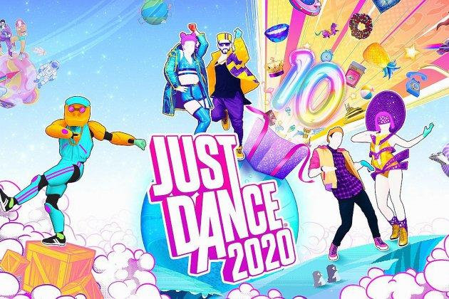 Vos jeux Just Dance à remporter sur Tendance Ouest chaque matin