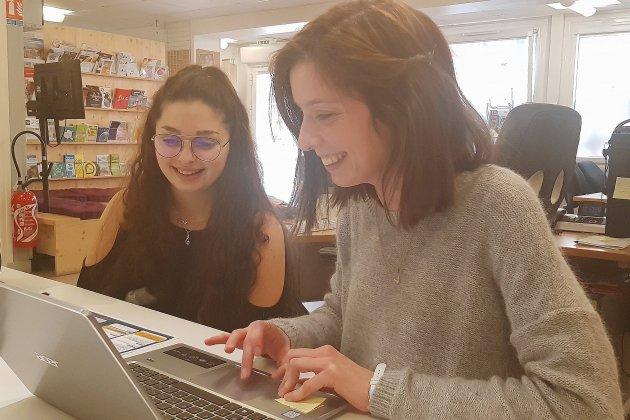 Parcoursup: le Bureau information jeunesse aide les lycéens
