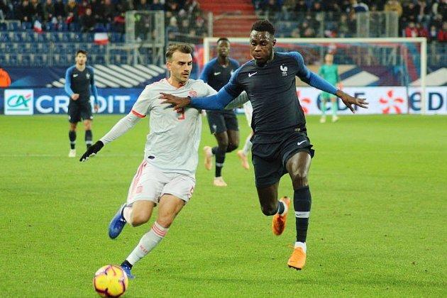 Football: les Espoirs tricolores au stade d'Ornano le 30 mars