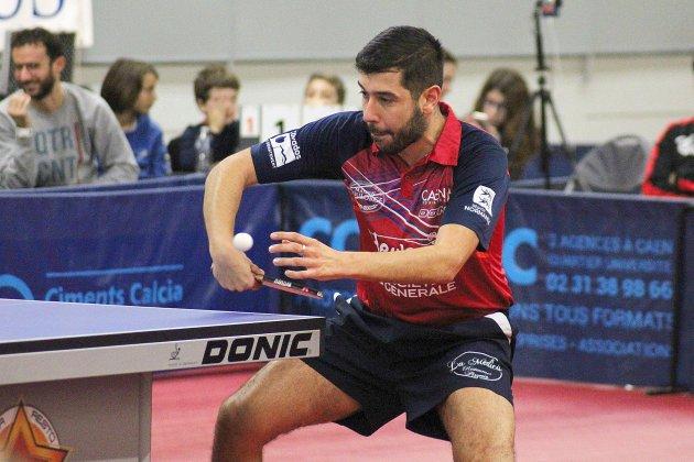 Tennis de table (Pro A). Jura Morez n'a pas fait de cadeau au Caen TTC