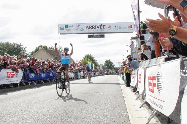 Première course de la saison, première victoire pour Benoît Cosnefroy