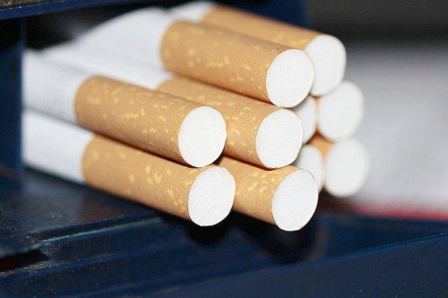 110kilos de tabac saisis par les douaniers
