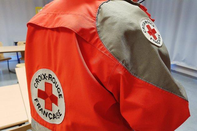 La grande braderie de la Croix rouge