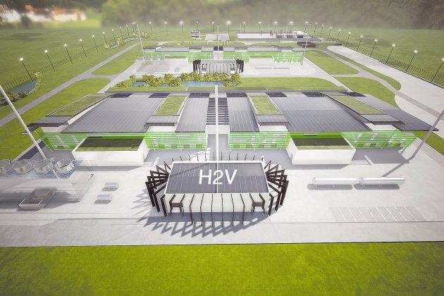 Le projet de l'usine d'hydrogène vert H2V Normandy se poursuit