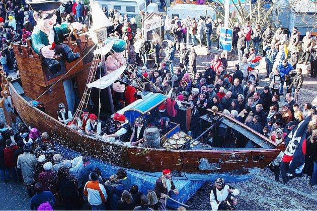 Granville Terre et Mer défie Venise et son Carnaval!