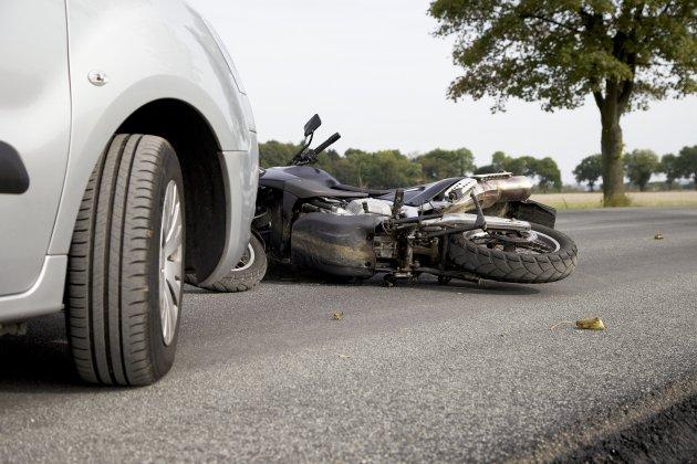 Un motard décèdeà La Vaupalière (Seine-Maritime)