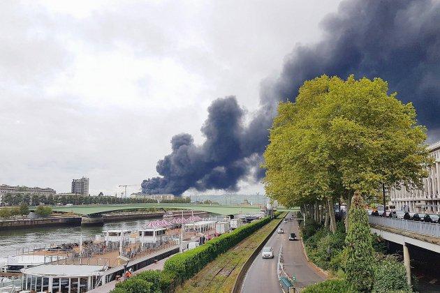 Quelles mesures après l'incendie de Lubrizol?