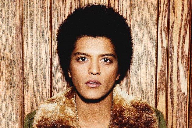 Bruno Mars bientôt au cinéma, avec Disney