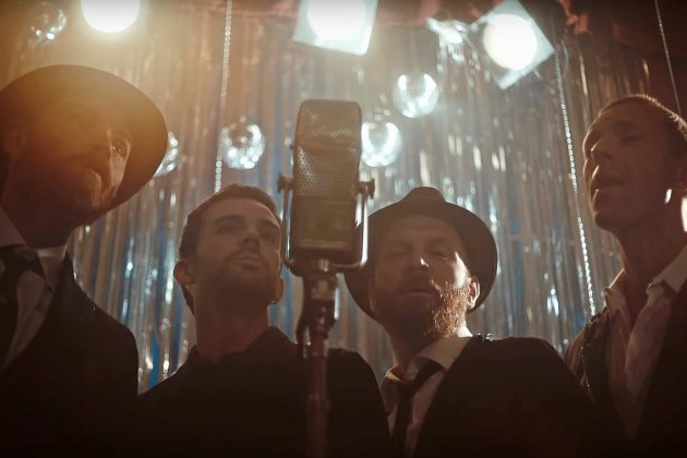 Coldplay en mode crooner pour Cry cry cry