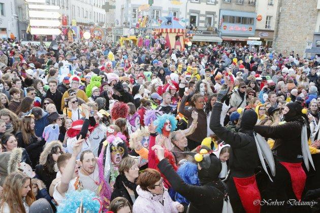 Place au 146e carnaval : cinq jours de fête dans la cité corsaire