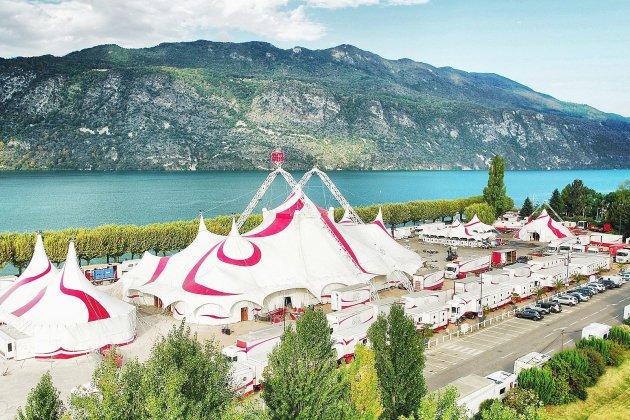 Le cirque Arlette Gruss fête ses 35 ans
