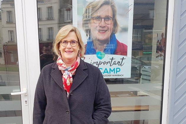 Poussier-Winsback candidate à sa succession