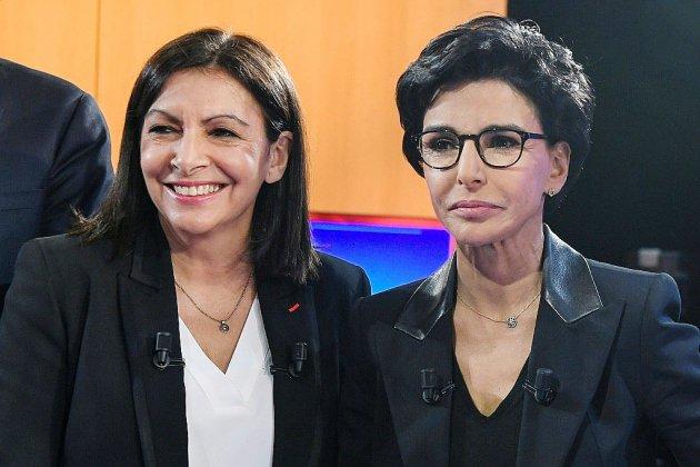 Rachida Dati en tête dans un nouveau sondage — Municipales à Paris