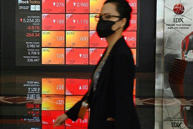 La Chine affirme que le pic de l'épidémie est passé — Coronavirus