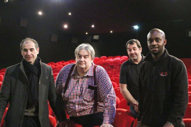 Le cinéma Grand Mercure s'apprête à faire peau neuve
