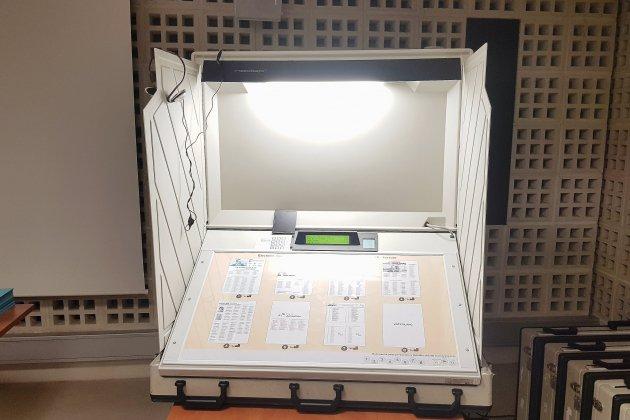 Au Havre, le vote est électronique depuis 2005