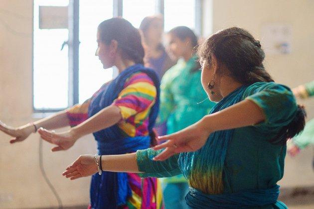 [ANNULE]Découvrez l'Inde avec Bollywood time à la salle Chantereyne