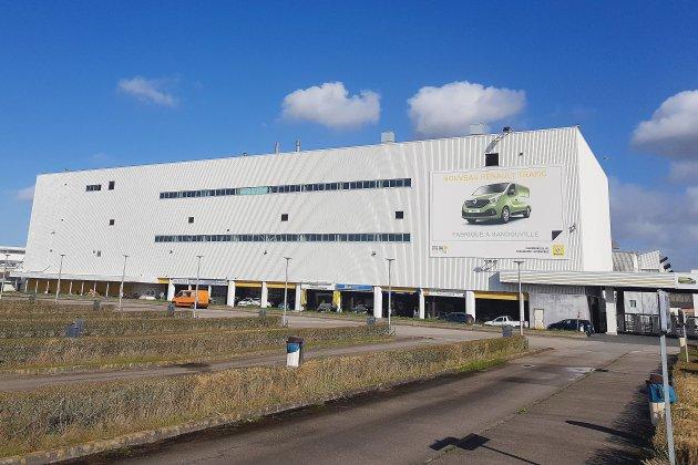 Coronavirus: Renault Sandouville ferme ses portes