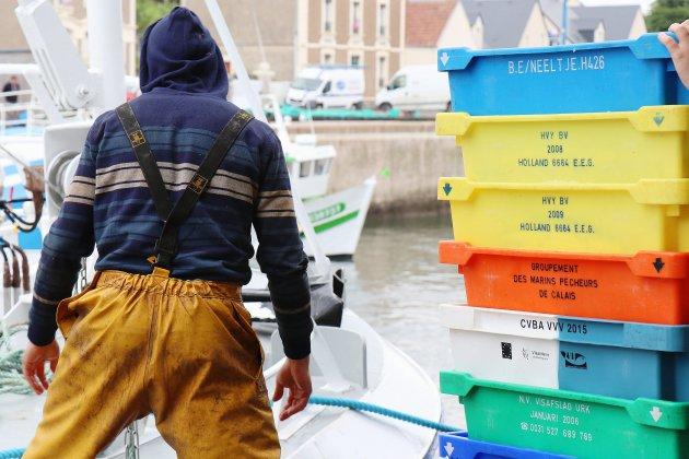 Fermeture anticipée de la pêche à la coquille Saint-Jacques