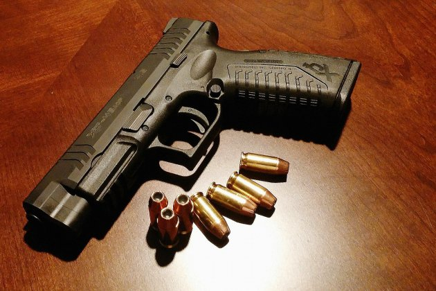 Aux États-Unis desfiles d'attente se forment pour acheter… des armes