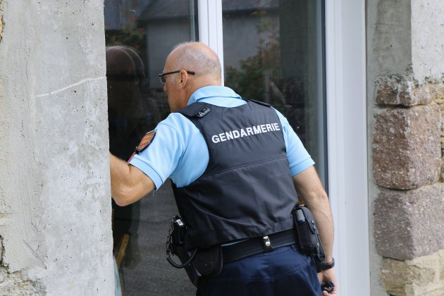 """La gendarmerie met en place le dispositif """"Tranquillité commerce et entreprises"""""""