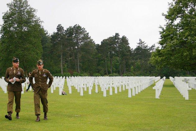 Normandie : la cérémonie du 6 juin menacée par la crise sanitaire? Réponse fin mars