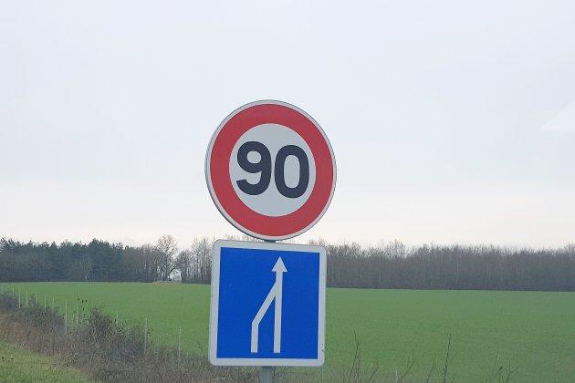 Crise sanitaire :le retouraux 90km/h retardé