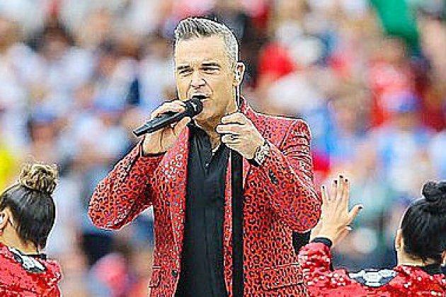 Confinement: Robbie Williams retrouve ses enfants