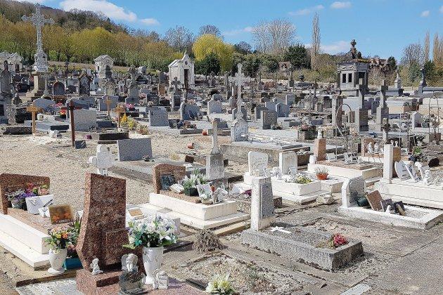 Covid-19 et obsèques: le difficile métier des pompes funèbres
