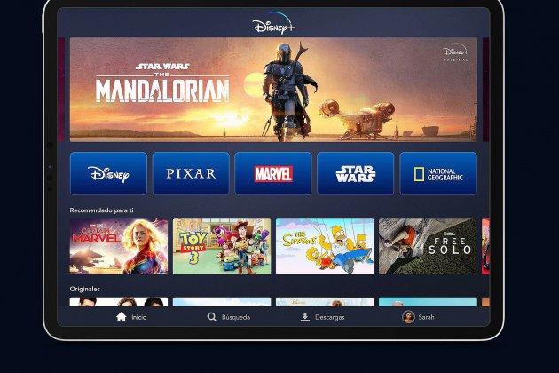 La chaîne de streaming Disney+ est désormais disponible en France