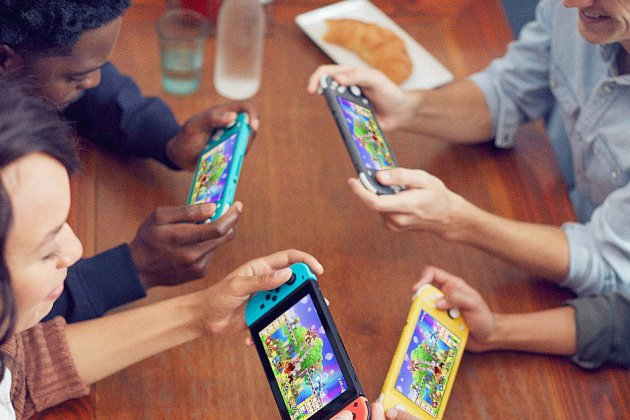 Une Nintendo Switch Lite mise en jeu cette semaine sur Tendance Ouest