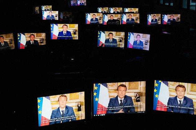 Sante Coronavirus Macron Prolonge Le Confinement Jusqu Au 11 Mai