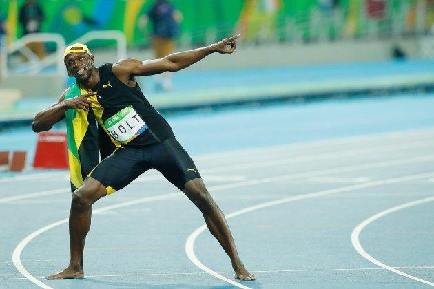 Usain Bolt ne perd pas son humour face aux gestes barrières