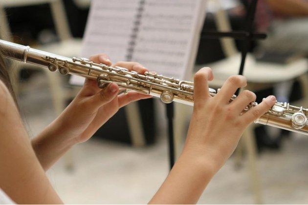 École de musique: des cours à distance