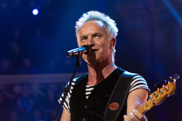 Confinement : Sting reprend Don't stand so close to me avec The Roots
