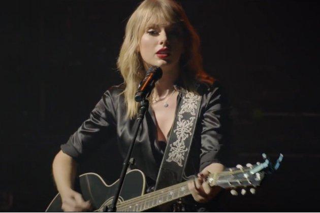 La tournée mondiale de Taylor Swift annulée
