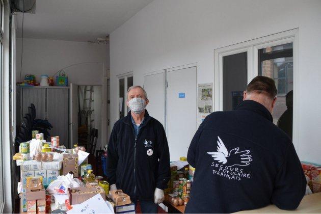Covid-19 : le Secours populaire lance un appel aux dons