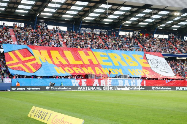 Football : l'appel à la solidarité du Malherbe Normandy Kop