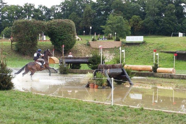 Annulation du championnat d'Europe de concours complet d'équitation