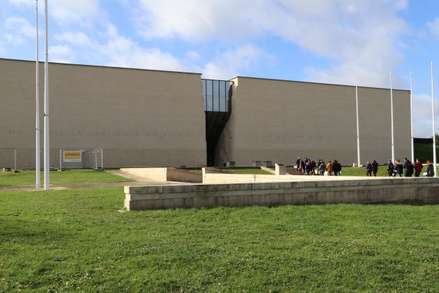 Une nouvelle exposition avec 75 œuvres cet été au Mémorial