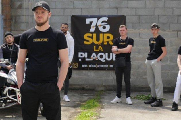 """""""76 sur la plaque"""": le premier média rap de Seine-Maritime"""
