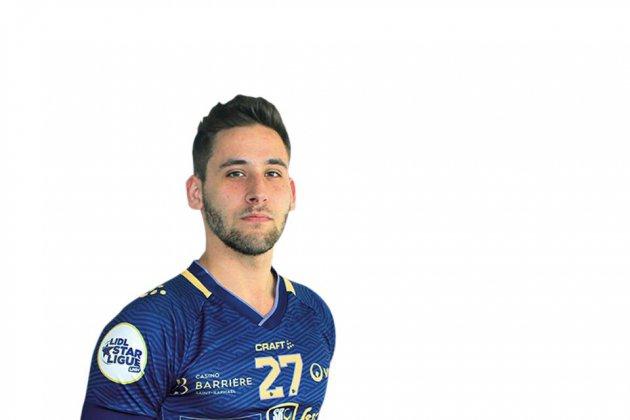 Les Vikings du Caen Handballpoursuiventleur mue