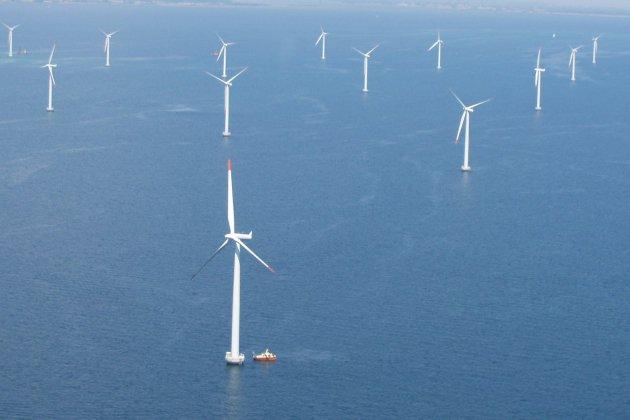 La construction du parc éolien en mer va débuter