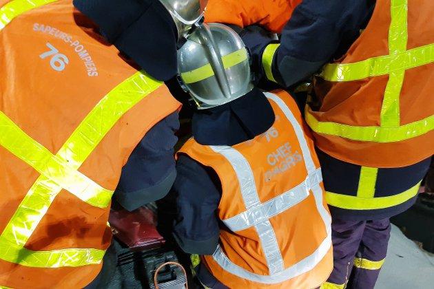 Un blessé grave dans une collision entre deux voitures